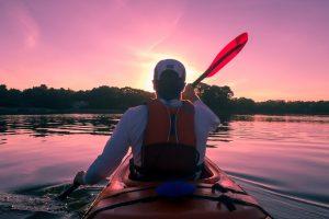 St. Augustine kayaking