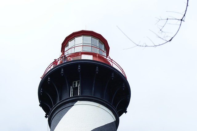 St. Augustine Lighthouse || The Ocean Gallery