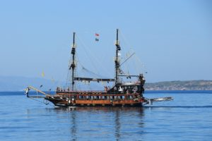 Black Raven Pirate Ship St. Augustine