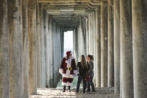 christmas in st augustine