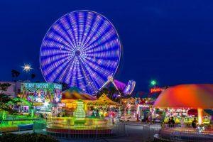 amusement park in St. Augustine