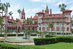 flagler college located in st augustine