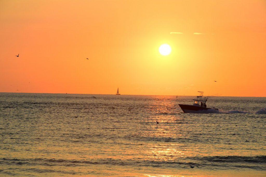 Sunset St. Augustine Beah