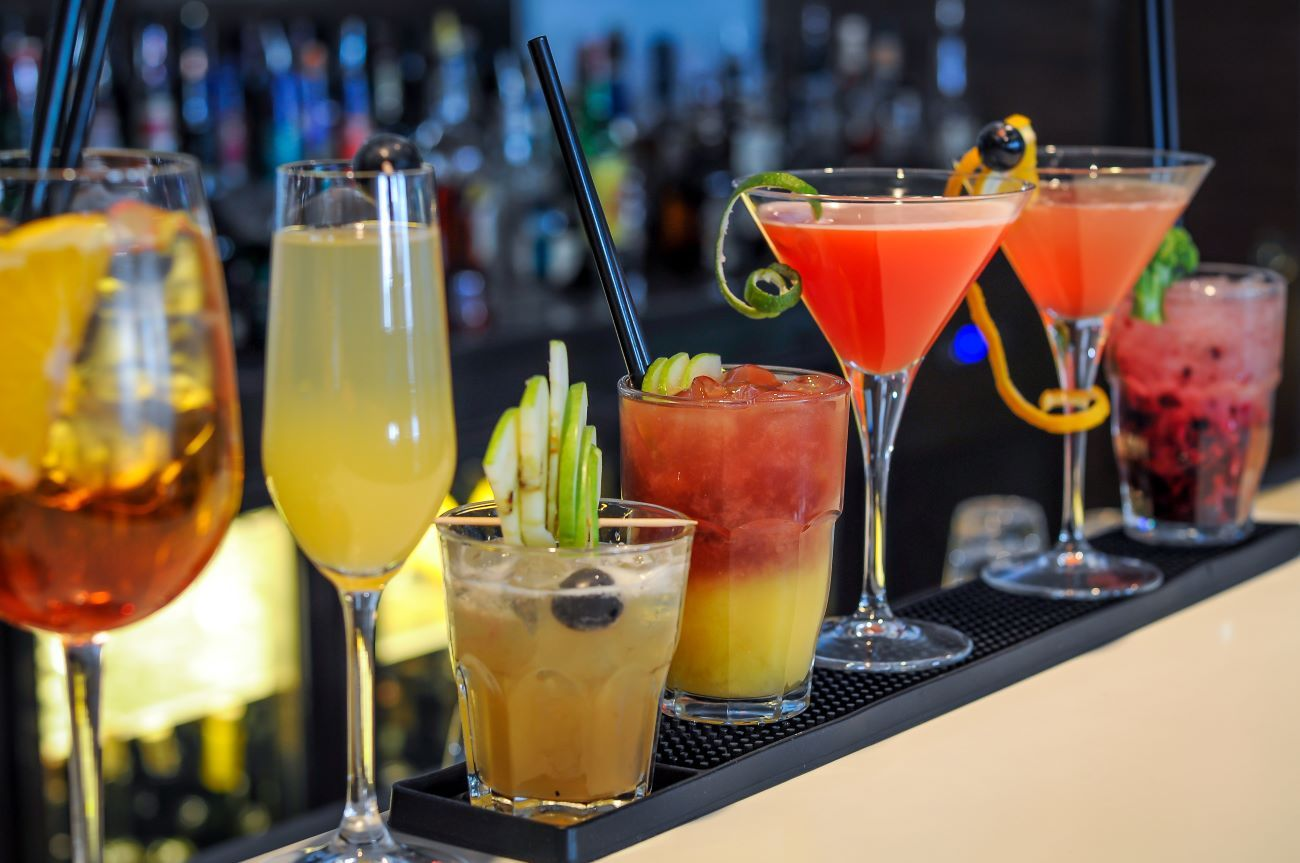 st augustine drinks